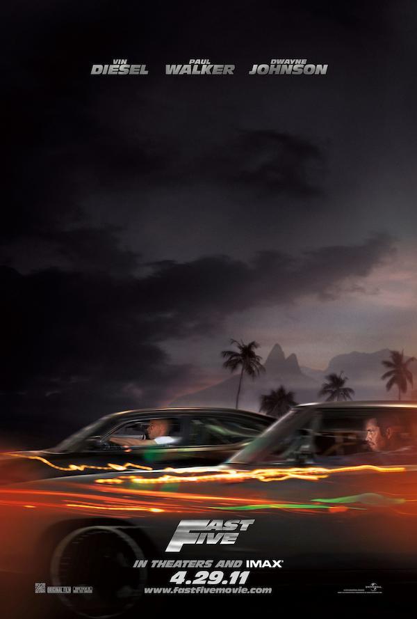 Wild Speed: Mega Max