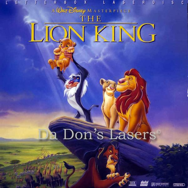 The Lion King 800x800