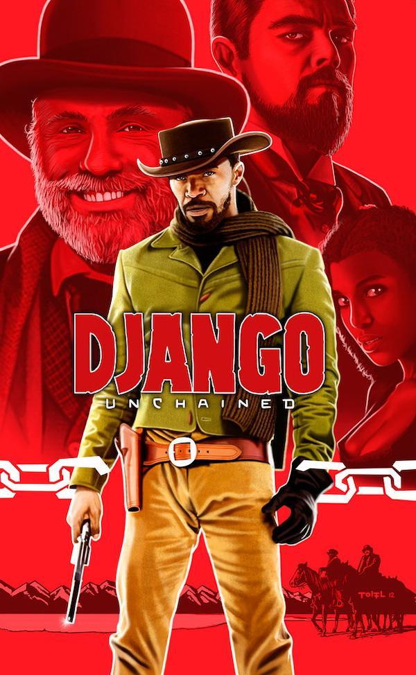 Django Unchained 610x990