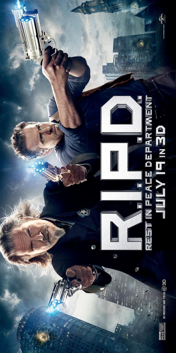 R.I.P.D.: Policía del más allá 2500x5000