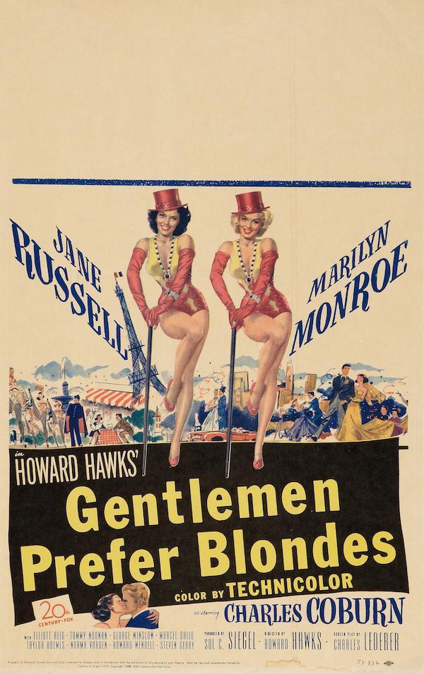 Gentlemen Prefer Blondes 1810x2880