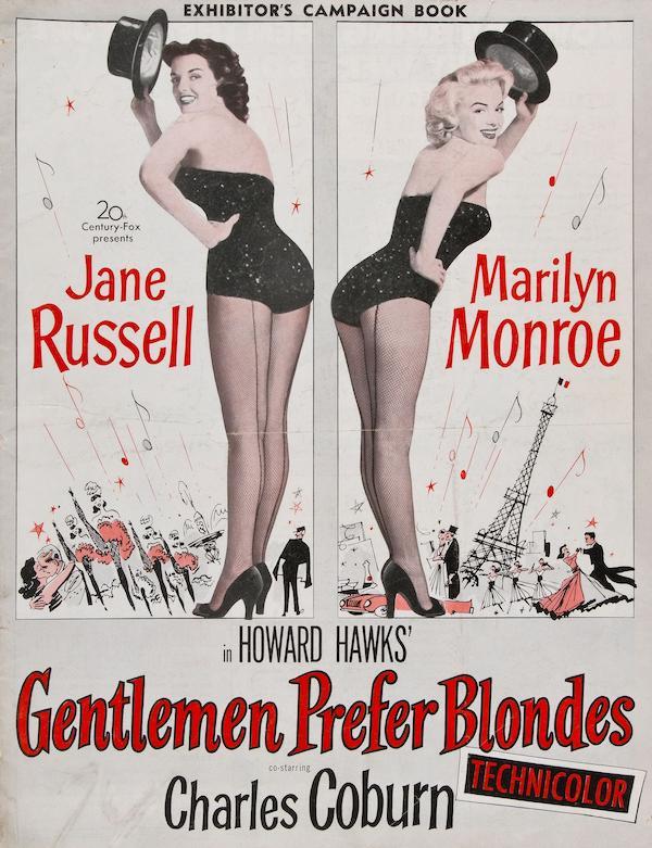 Gentlemen Prefer Blondes 2218x2886
