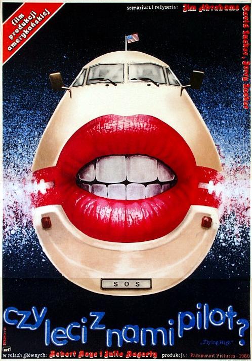 Airplane! 498x712