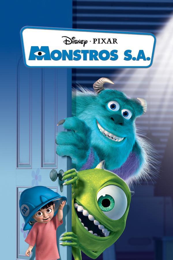 Monstruos, S.A. 2000x3000