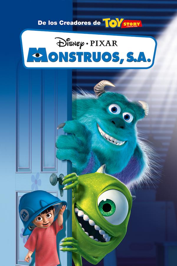 Monstruos, S.A. 800x1200