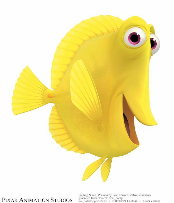 Finding Nemo 3649x4251