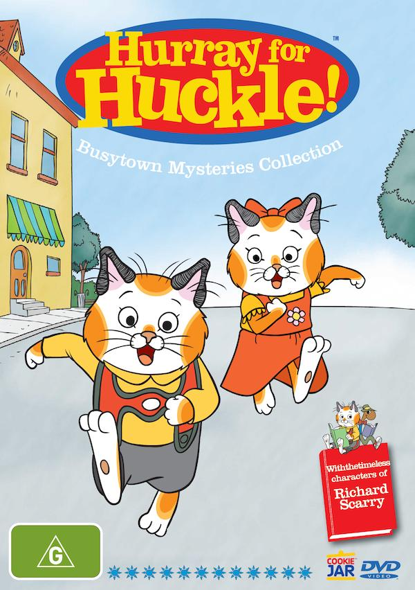 Hurray for Huckle!