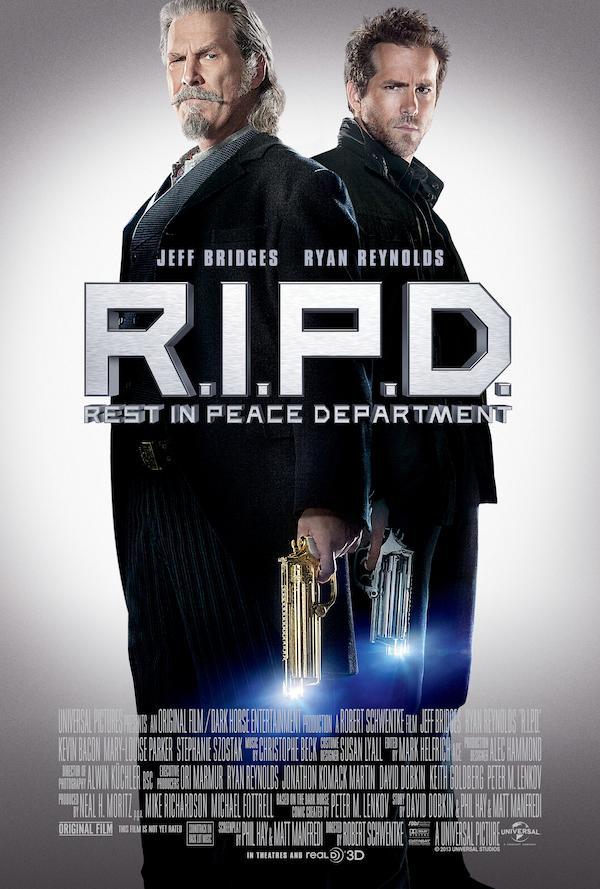 R.I.P.D.: Policía del más allá 3375x5000