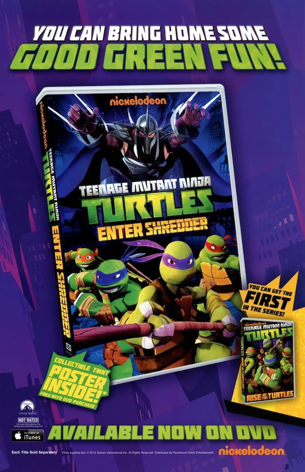 Teenage Mutant Ninja Turtles 1988x3075