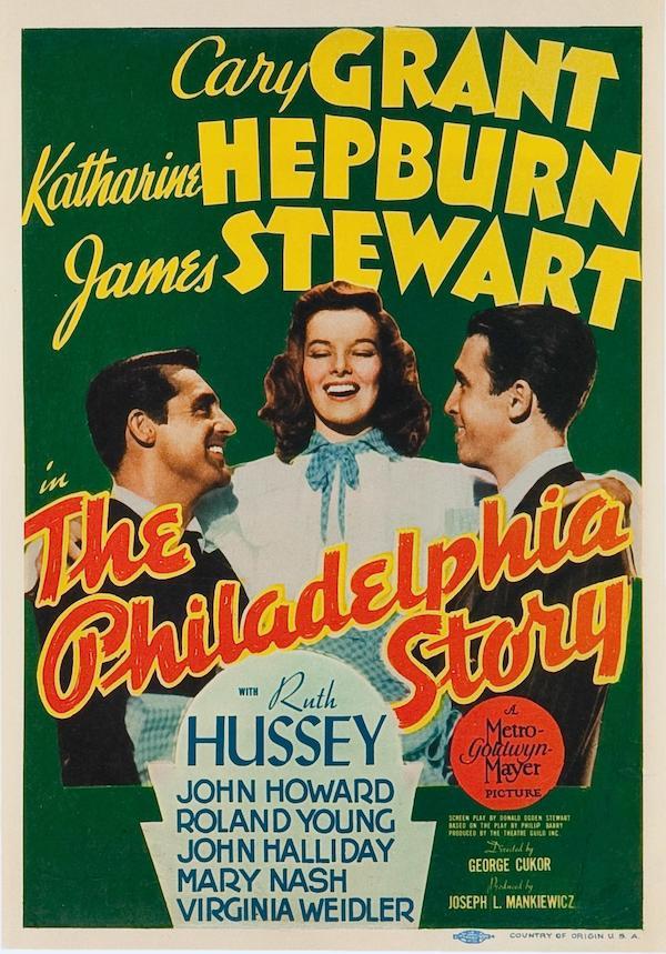 The Philadelphia Story 1125x1610