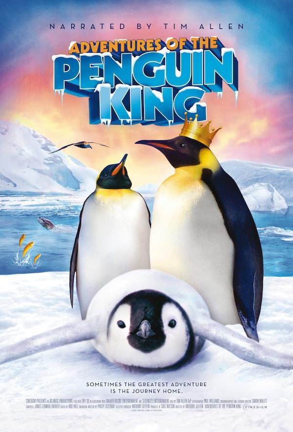 The Penguin King 3394x5000