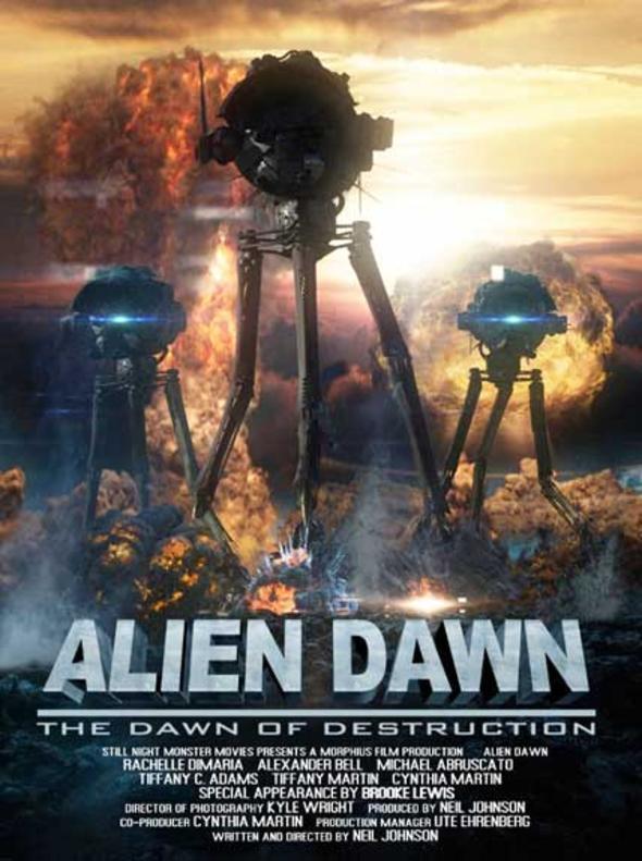 Alien Dawn