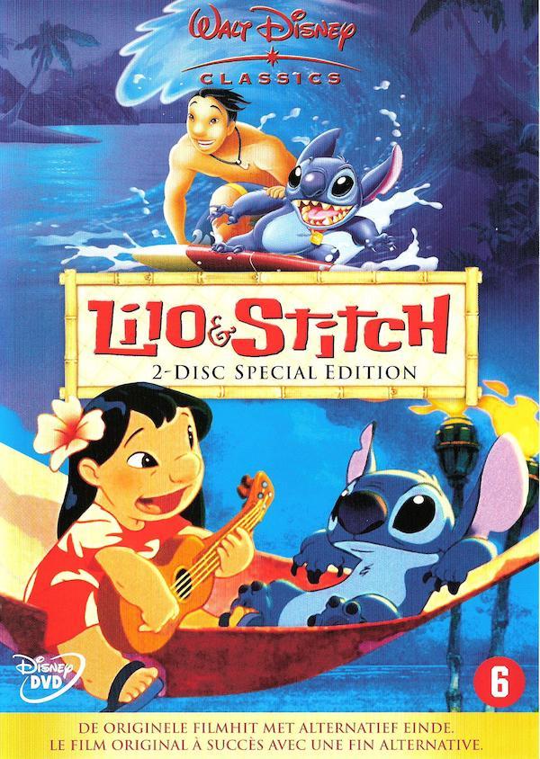 Lilo & Stitch 1519x2137