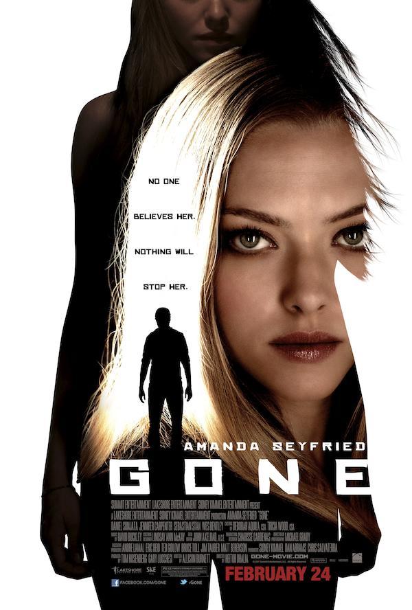 Gone: Ich muss dich finden