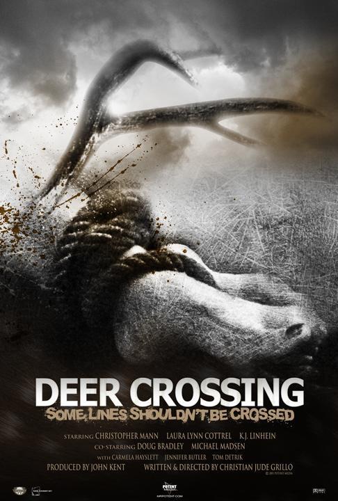 Deer Crossing 486x720