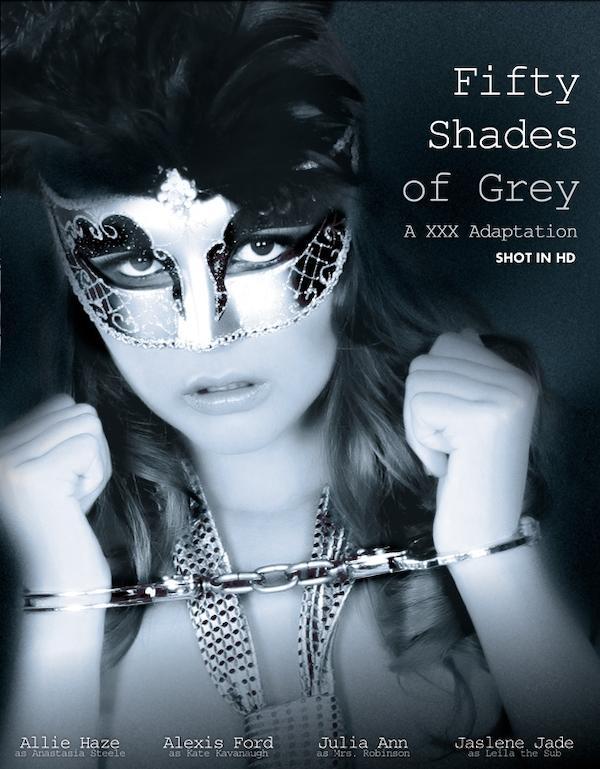 Fifty Shades of Grey: A XXX Adaptation