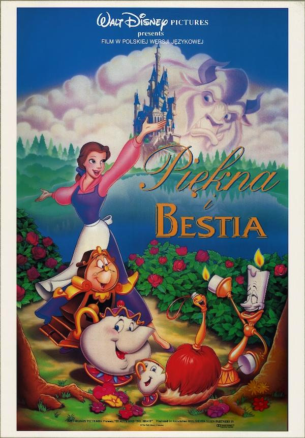 Beauty and the Beast 695x1000