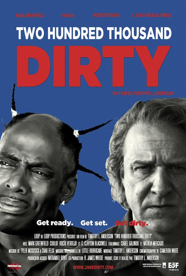Two Hundred Thousand Dirty 3375x5000