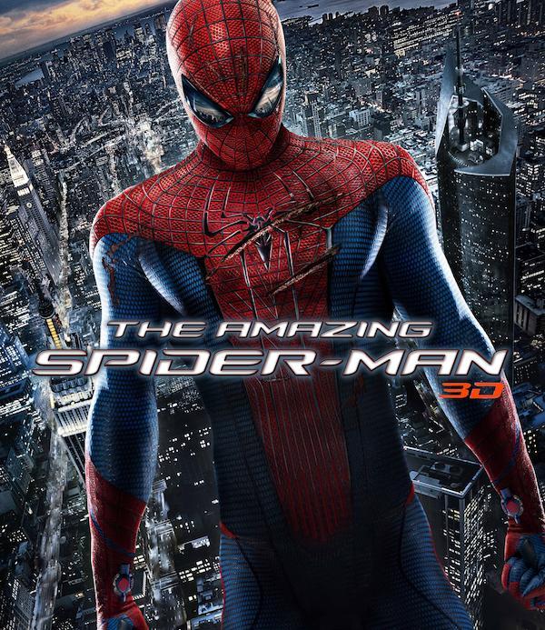 The Amazing Spider-Man 1523x1760