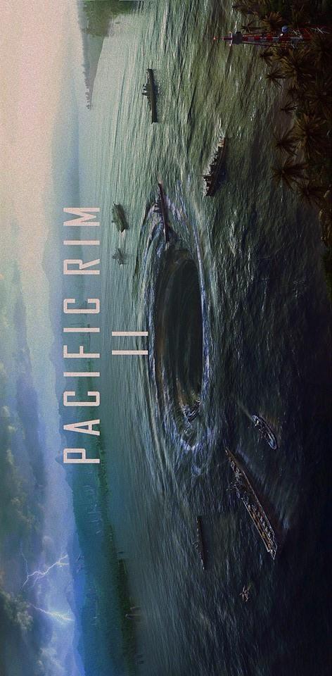 Titanes del Pacífico: la insurrección