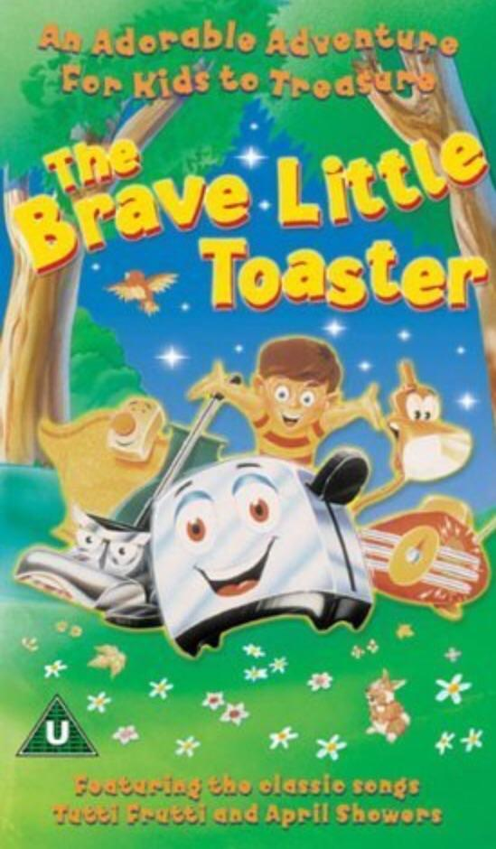 The Brave Little Toaster 549x940