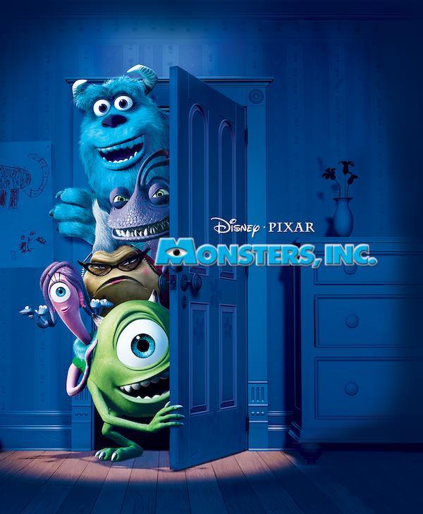 Monsters, Inc. 2333x2833