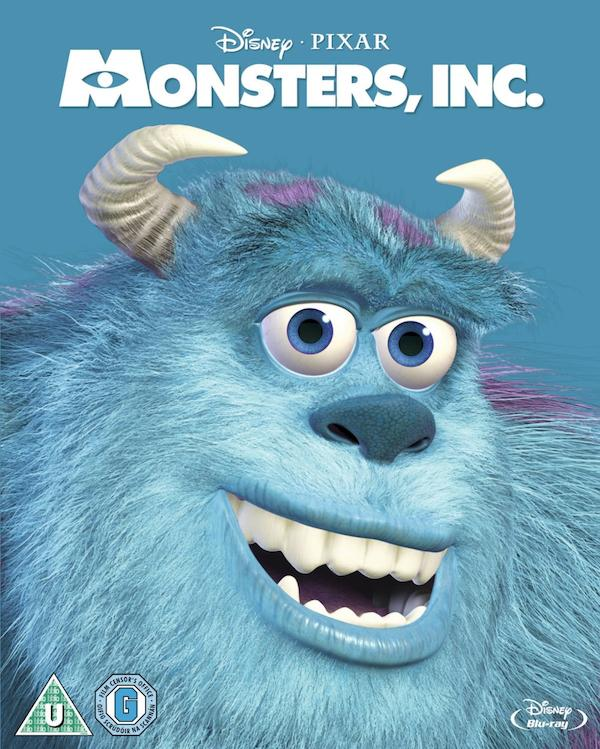 Monsters, Inc. 1201x1500