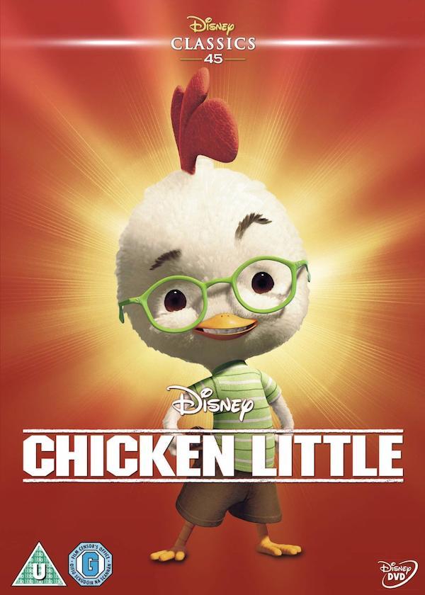 Chicken Little 1071x1500