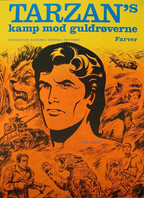 Tarzan und das Tal des Goldes 1089x1499