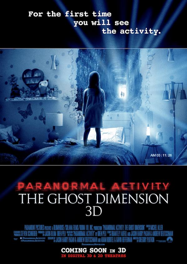 Paranormal Activity: The Ghost Dimension 3535x5000