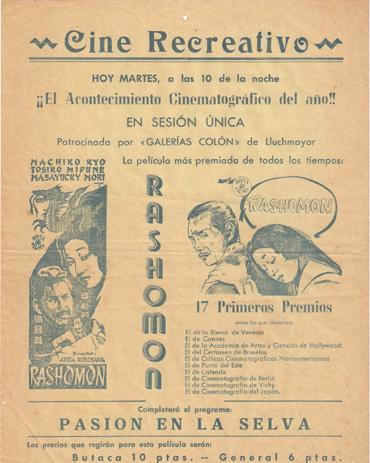 Rashômon 370x463