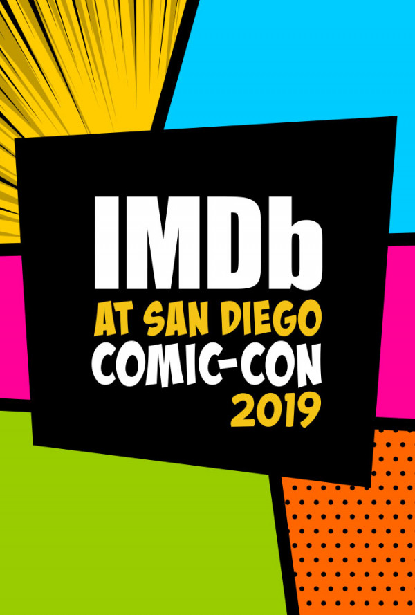 IMDb at San Diego Comic-Con