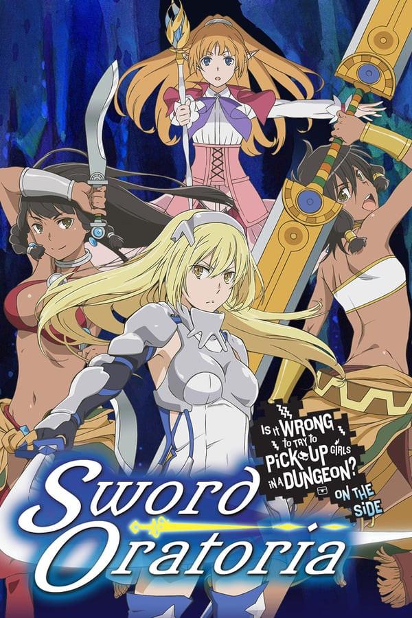 Sword Oratoria: Dungeon ni deai o motomeru no wa machigatteiru no darô ka? Gaiden